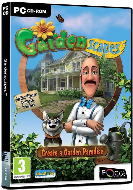 تحميل لعبة Gardenscapes كاملة من ميديافاير -Download Gardenscapes full from mediafire Garden
