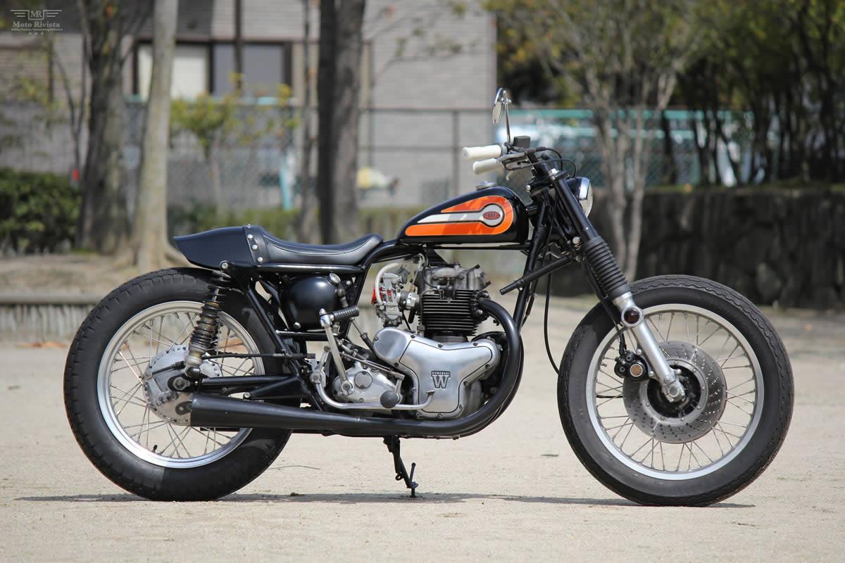 Kawasaki W3 Kawasaki-W3-Dirt-Tracker-Goods-Custom-Motorcycles-3