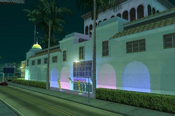 Alhambra 4 Ya' Life - Bussiness / Company Registration Alhambra-GTASA-exterior