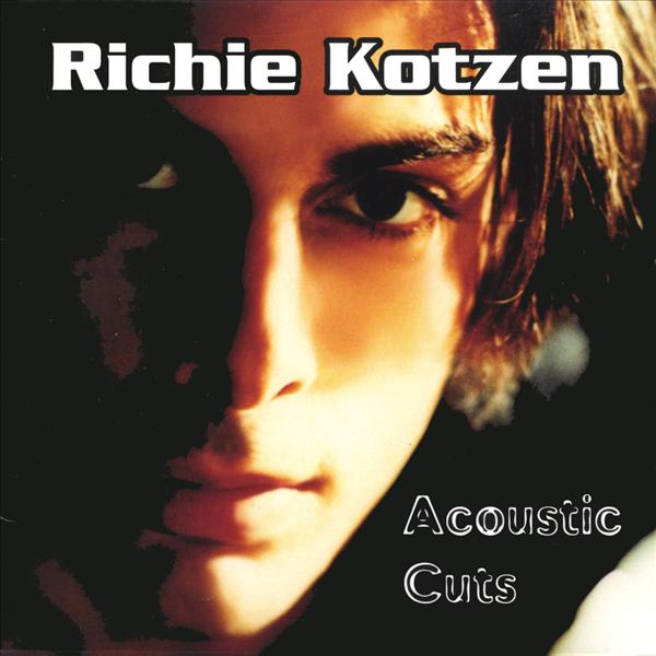 John Frusciante...AKA...DJ Frusci - Página 4 Richie_Kotzen_-_Acoustic_Cuts
