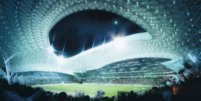 Les futurs Stades de France - Horizon 2016 Velodrome2-2