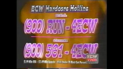 'Restling Rewind: ECW on TNN Episode 1 0012