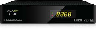 gigabox - Nova Atualização do seu aparelho   Gigabox Gigabox_s1000