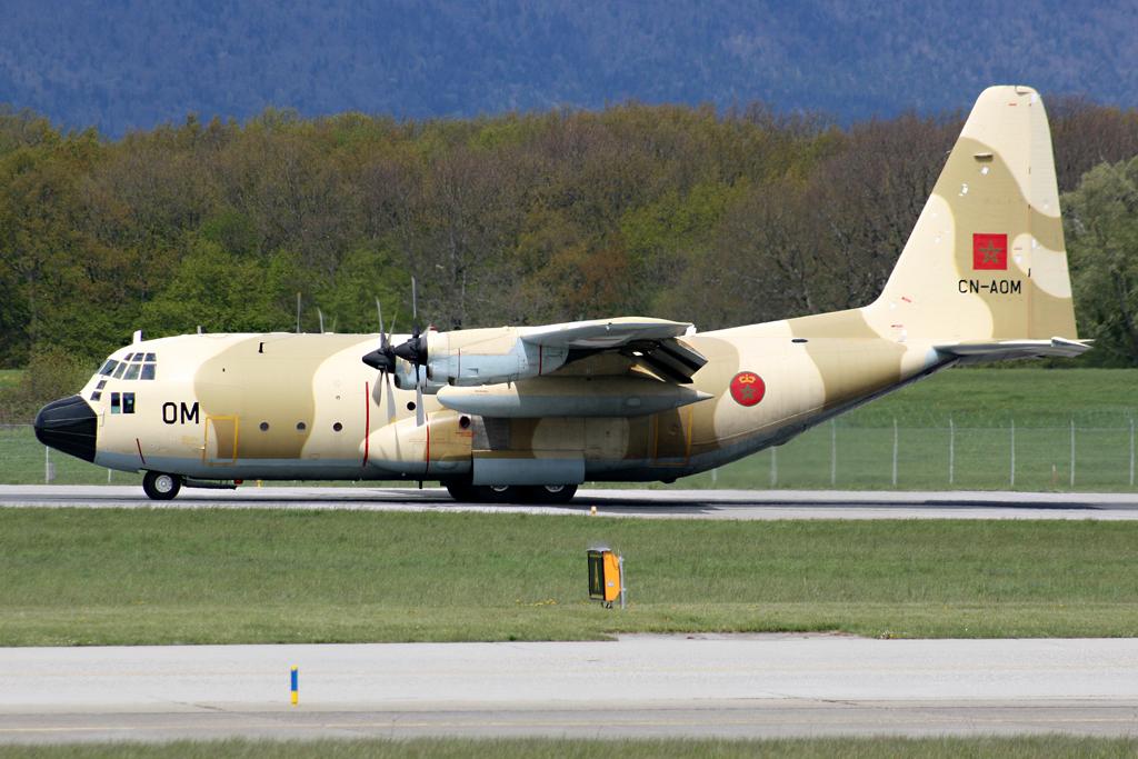 FRA: Photos d'avions de transport - Page 13 CN-AOM2