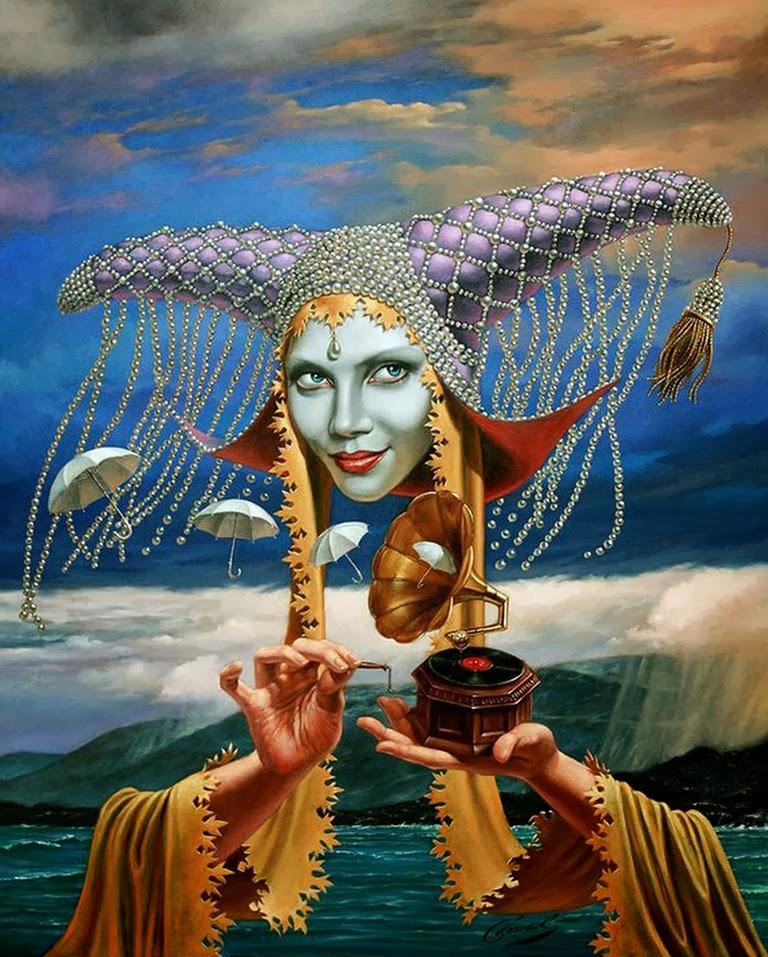 ¿Susrealismo? - Página 8 Surrealismo-magico-pintura-al-oleo