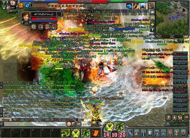Làng game Việt dậy sóng với phiên bản Kiếm Thế 17 phái đầu tiên tại Việt Nam 6