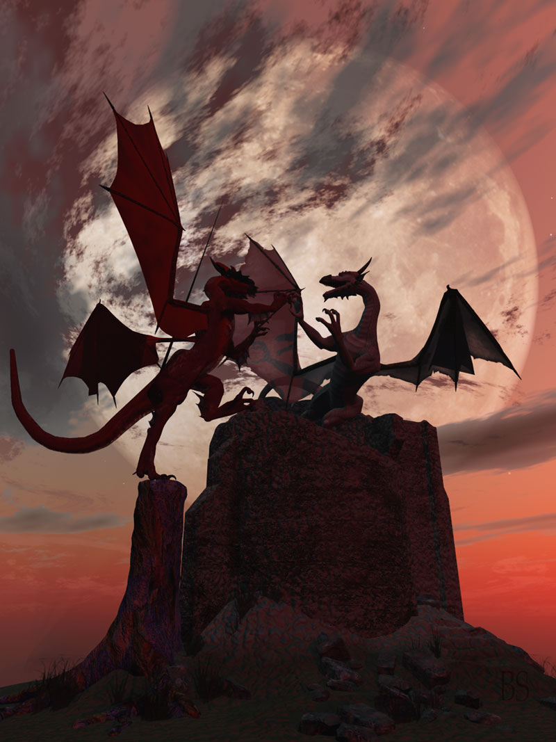 Get far away from Gulf Coast, New Madrid Fault, Louisiana, West Coast and East Coast - Page 36 Red-and-White-Dragons
