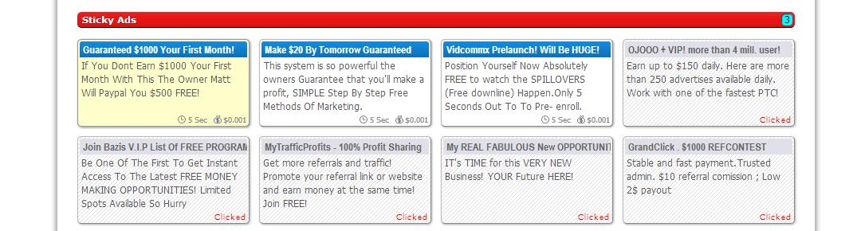 Guia y consejos de Clixsense - Regalo premium a referidos activos Clicks