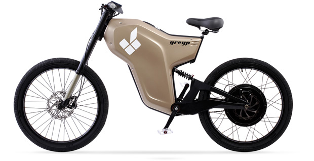 para quienes también le gusten las bicis Greypevbike