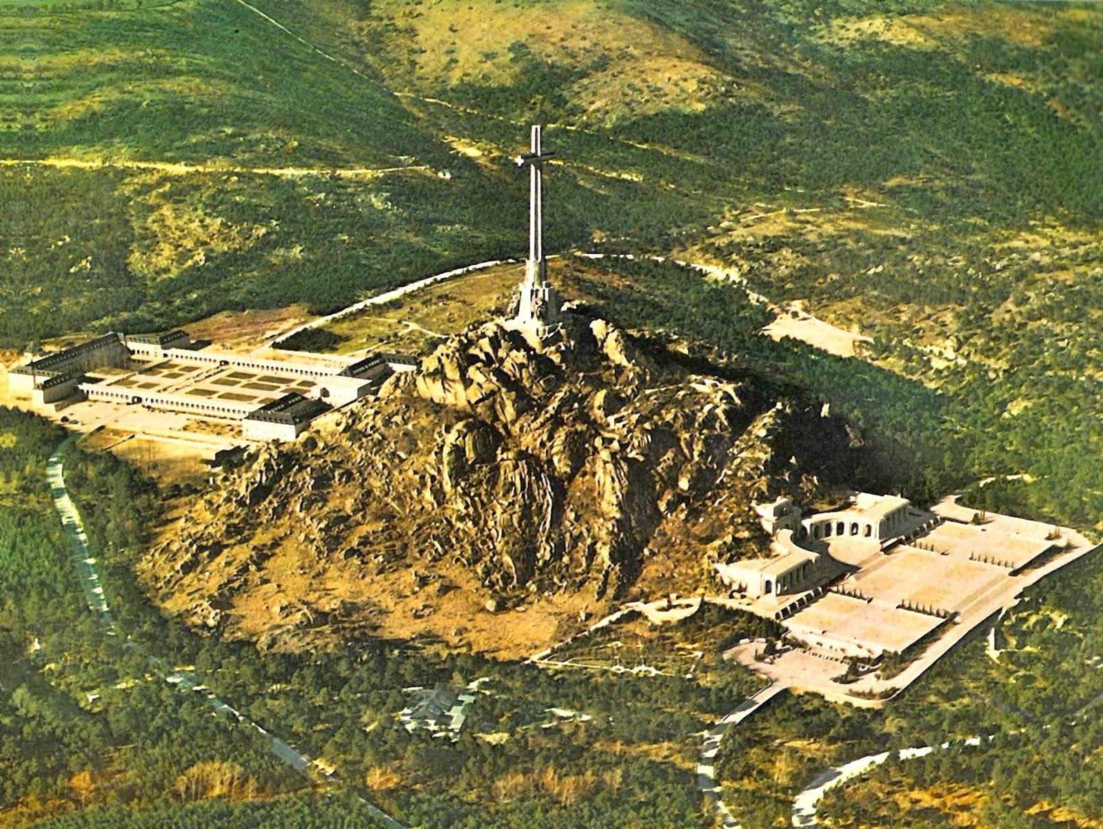 El Valle de los Caídos 1