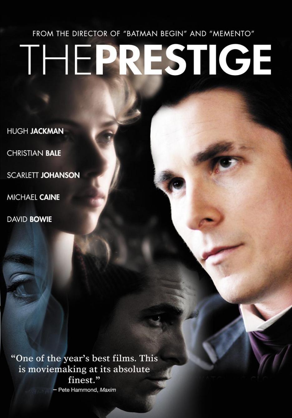 Films - To Watch List - Page 7 Prestige