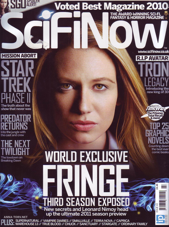 Novidades de Fringe Scifinow-issue43-001