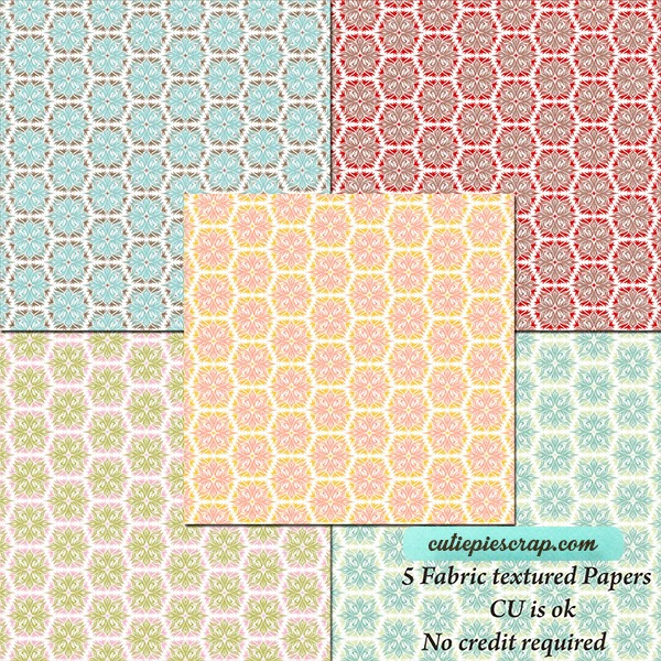 CU fabric textured Papers Pri