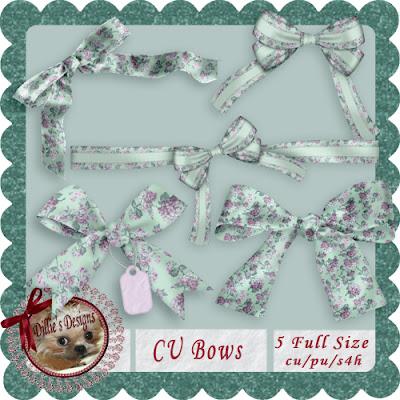 CU Bows-Full Size DdCUFreebie