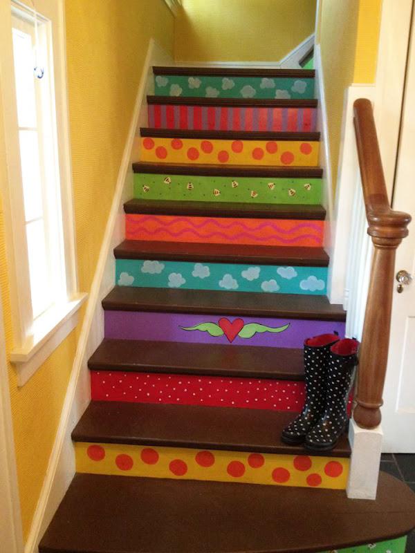 Oslikane stepenice - Page 2 Stairs