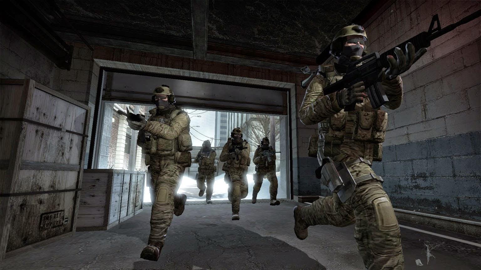 تحميل لعبة الأكشن و الإثارة Counter-Strike Global Offensive Counter-Strike-Global-Offensive-2