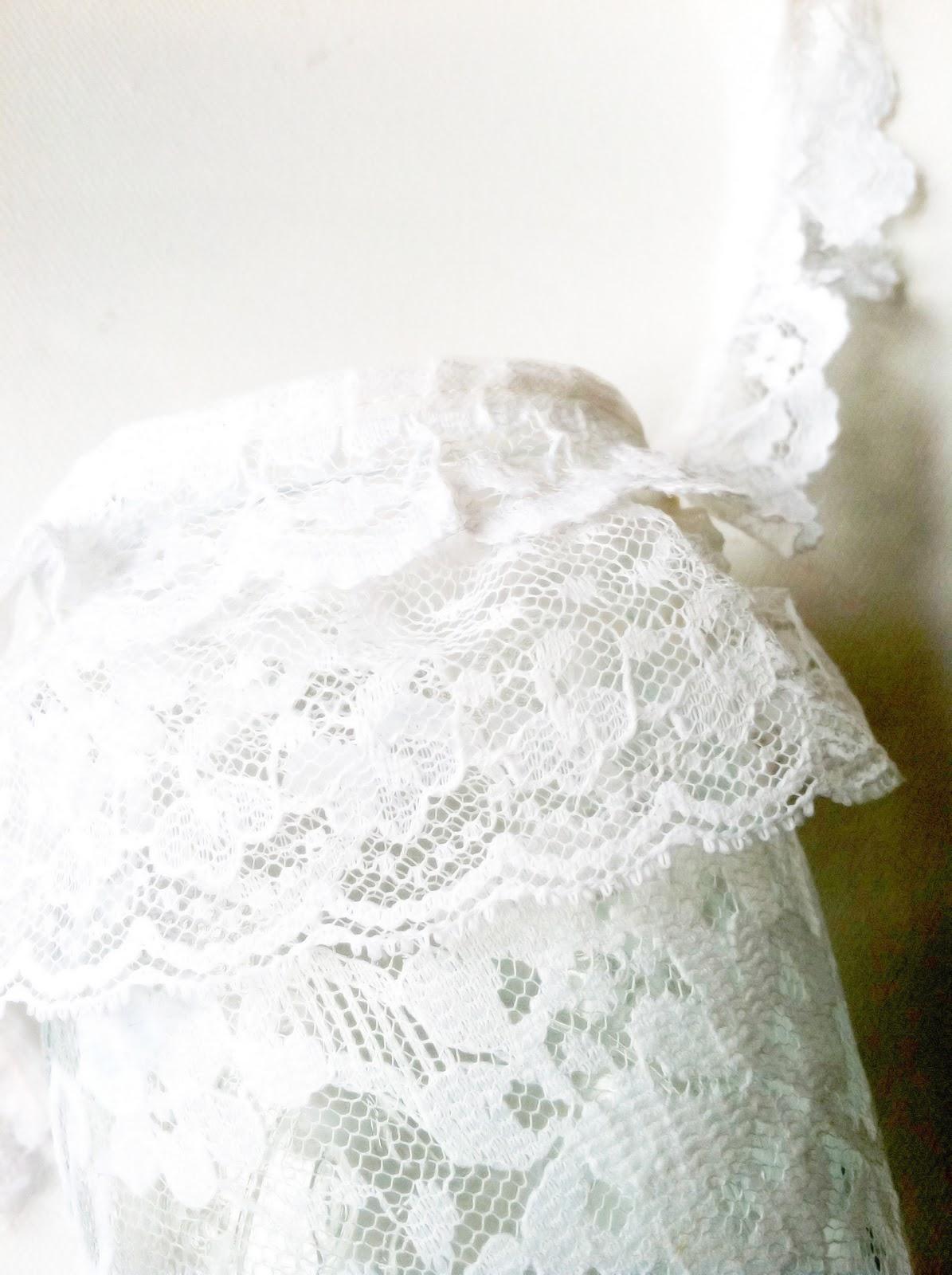Project DIY: Lace Mason Jars  IMG_6164