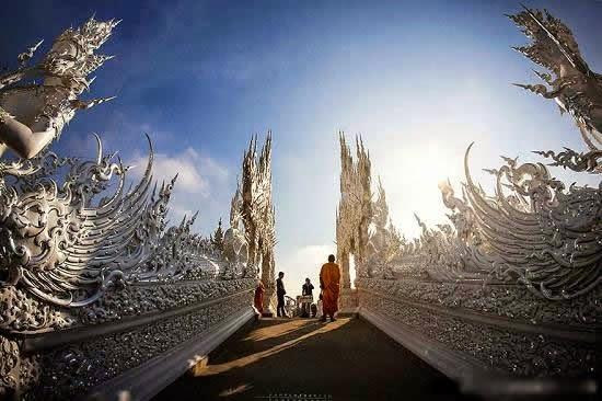 المعبد الأبيض..من أجمل الأبنية في العالم White-temple-thailand-Wat_Rong_Khun-5
