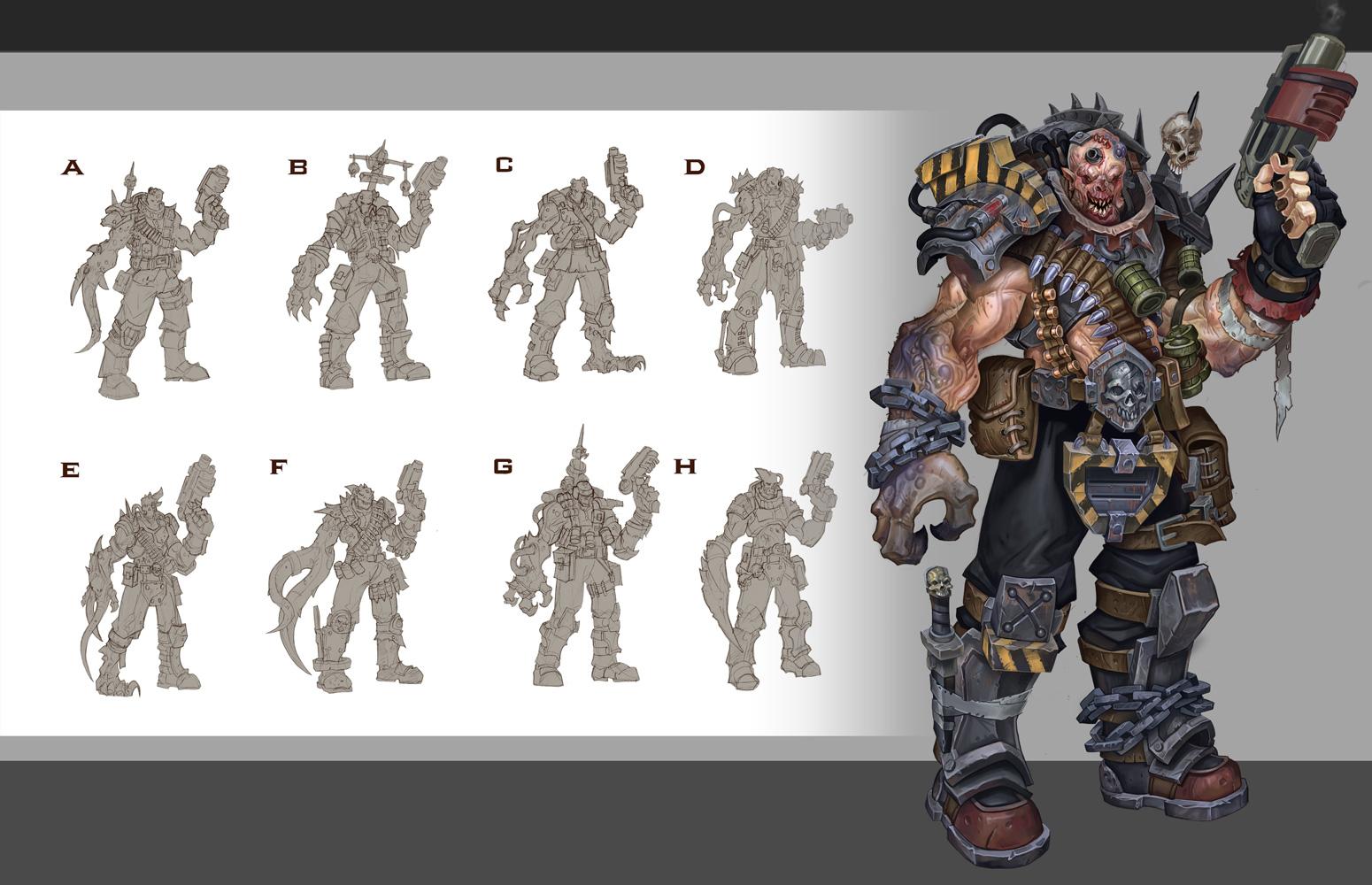 [E3] Eternal Crusade, un MMO Warhammer 40K - Page 3 11