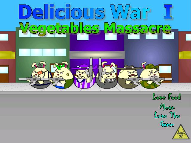Nouveau jeu de ma création,Delicious War I VM 1