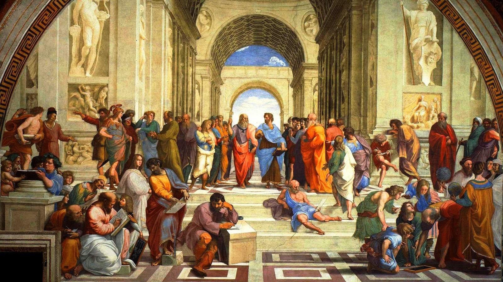 Tre sitat e Sokratit Athenes