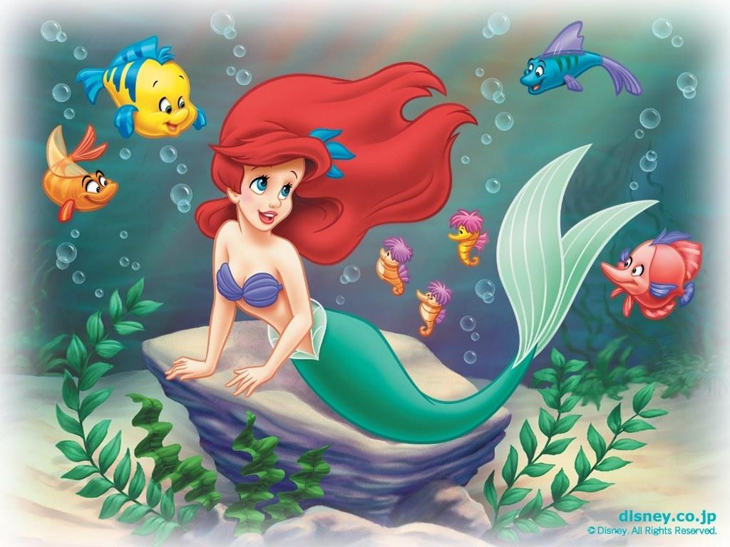 Qual o seu Top10 Clássicos Disney? Pequena-sereia1