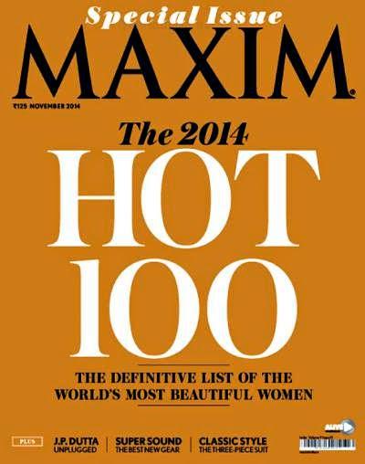 November 2014-Maxim Hot 100 Special Issue Magazine PDF Mediafire Download Link.  Maxim__1416549038_2.51.114.80