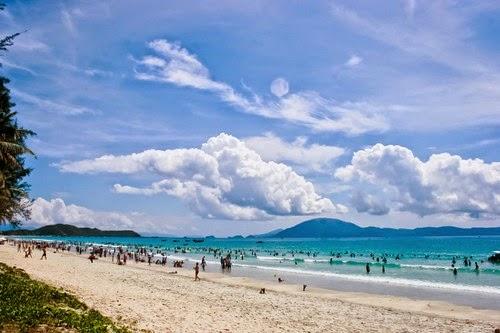 Các bãi biển đẹp nhất Việt Nam Baibiendoclet