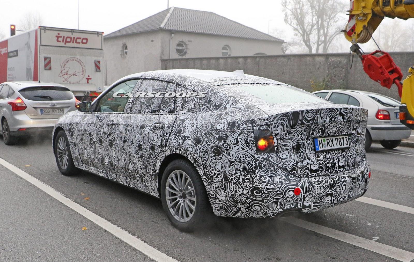 2017 - [BMW] Série 6 GT (G32) - Page 2 2018-BMW-5-Series-GT-4