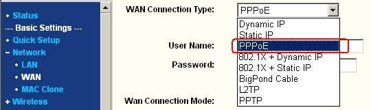كيفية عمل وبرمجة إعدادات الراوتر وتفعيل الإنترنت  20084101637456