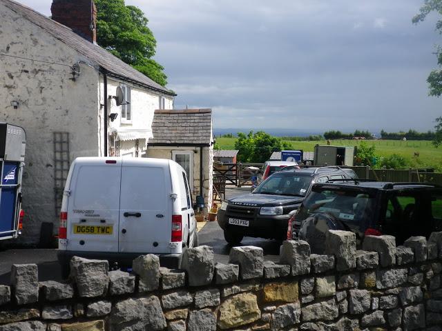 Arthur Cowley's cottage - HQ of ALPHAIG? Alphaig