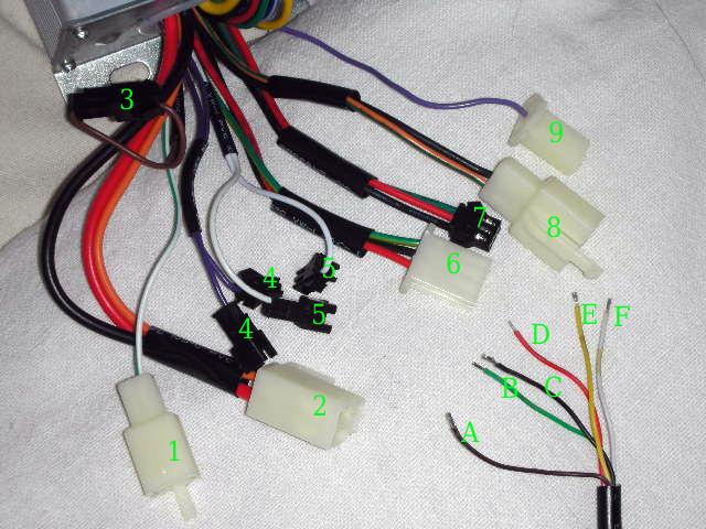 conexiones controlador kit nitro para un Magic pie 3 DSCN7824