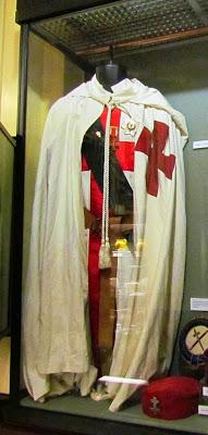 Freemasons' Hall, The United Grand Lodge of England Freemason_gowns