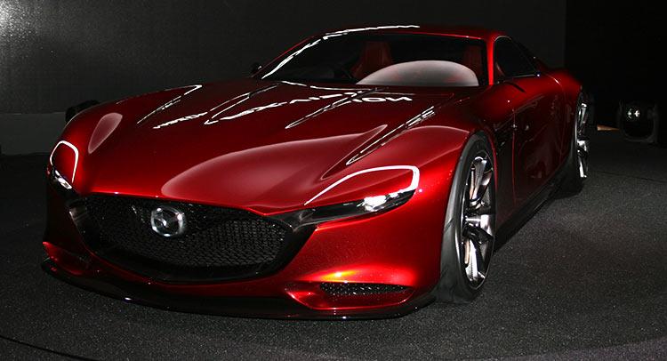 2015 - [Mazda] RX-Vision - Page 3 Mazda-RX-Vision