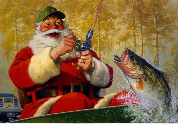 Omaž ribolovcu i ribolovu - Page 5 Santa_fishing
