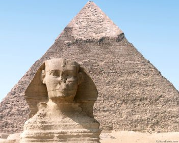 Giza – the Time Machine  Sphinx_Pyramid