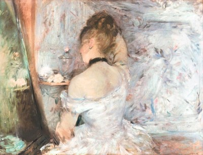 Berthe Morisot nos visita en el Museo Thyssen Berthe-morisot1