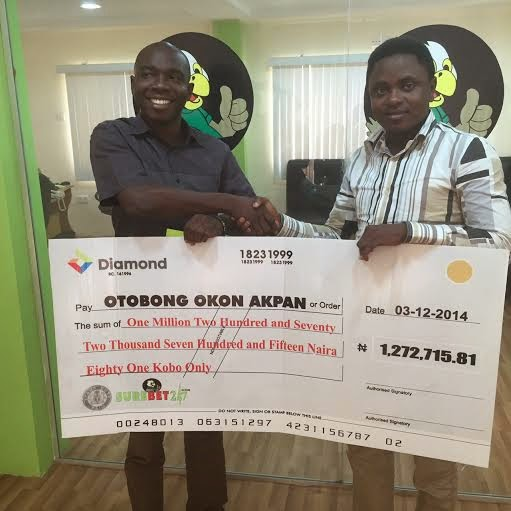 Surebet247 pays bettors N8,065,149.81 few weeks after paying seven million(see pics) 2