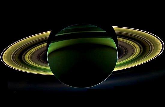 Fotos de Saturno únicas Fotos-de-saturno