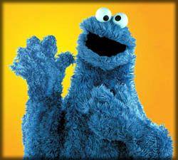 La teoría de las galletas de Mont. Cookie_monster