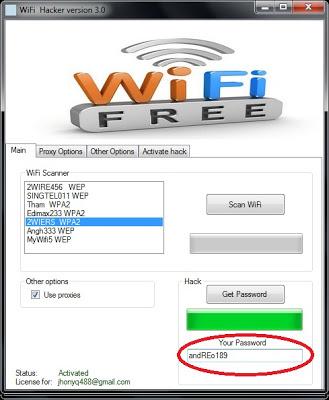 تحميل wireless hack 2015 لاختراق شبكة الوايرلس والحصول على الباسورد Wifihackerstep7
