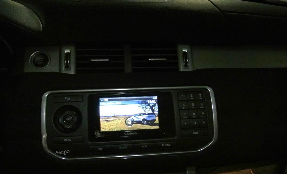 """GPS en pantalla de 5"""" ... Pues me gusta como me ha quedado. 3"""