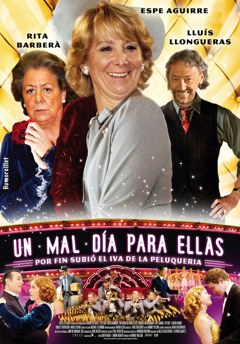 Botella contrata a la hermana de Esperanza Aguirre Un_MAL_Dia_Para_Ellas
