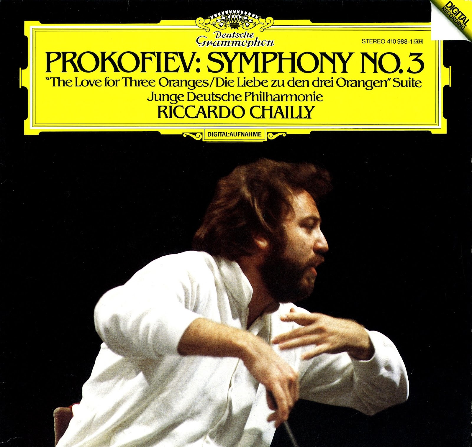 Les symphonies de Prokofiev - Page 5 Cover