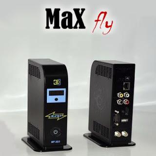CURIOSIDADES SOBRE O MAXFLY RAYO 3D  MAXFLY-RAYO