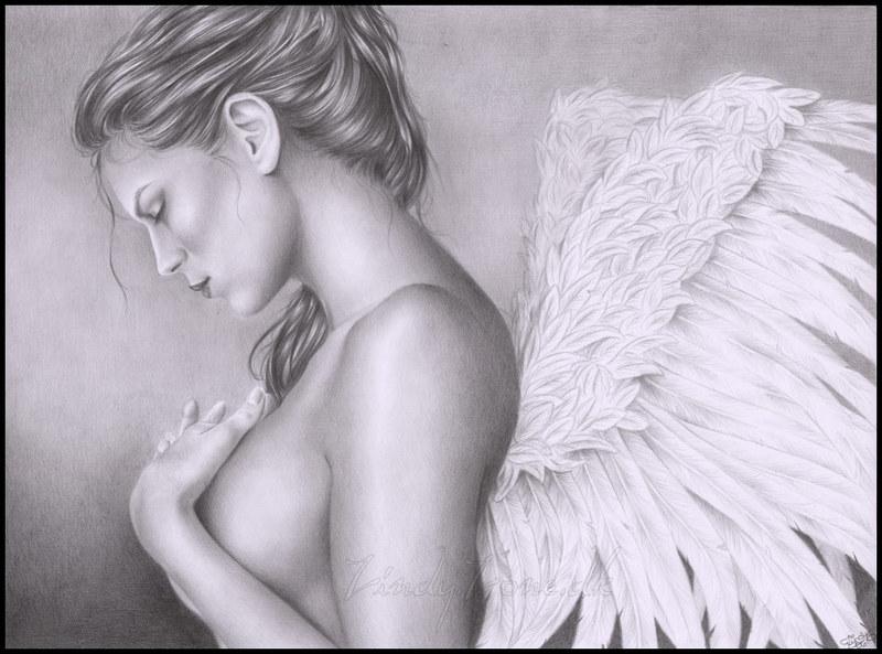 Cidade dos Anjos - Último capítulo! Sad-angel-wings-woman