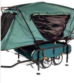 Remolque/carpa para llevar con la Bicicleta Remolquetienda