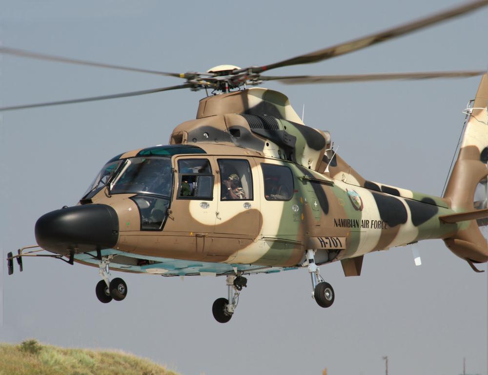 Armée Namibienne / Namibia Defence Force Z-9%2BHaitun%2BH-701