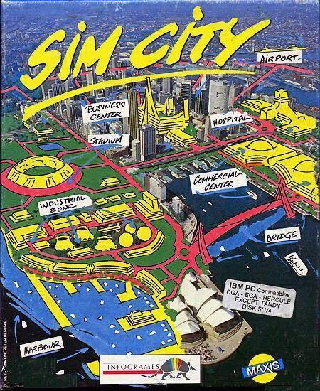 Sim City Simcity%2B1989