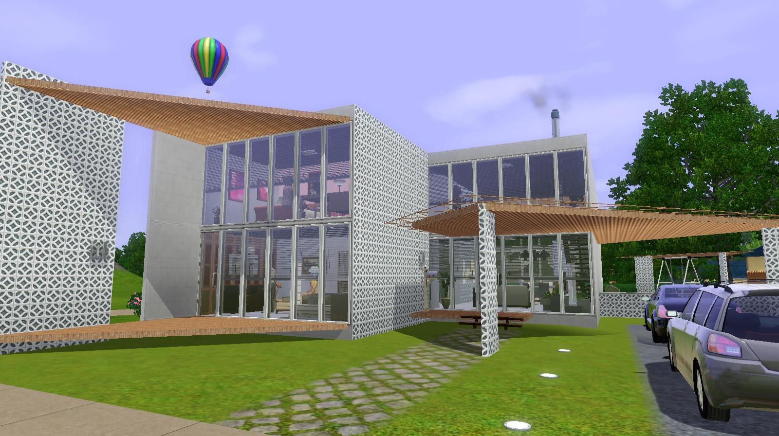 "[Descarga] Casa ""Minimalista Familiar"" Screenshot-286"